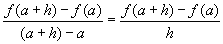 find formula for the slope of the secant line youtube